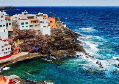 fotos de canary islands paisajes foto de tenerife islas canarias españa