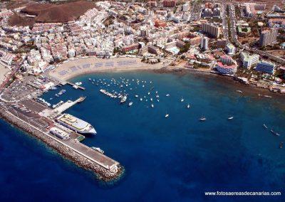Bahia-y-Muelle-de-Los-Cristianos-Arona-tenerife