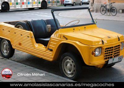 Citroen Mehari foto coche antiguo deportivo y de lujo mas caros del mundo vips Tenerife Islas Canarias