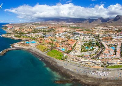 Costa Adeje, desde Playa Fañabé hasta la Playa del Duque