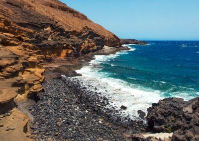Costa Adeje, desde Playa Fañabé hasta la Playa del Duque-mar