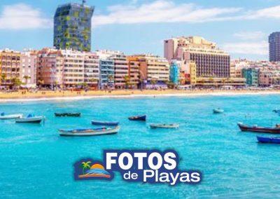 Fotos de las playas de Tenerife Islas Canarias España Hoteles Alojamientos Arona