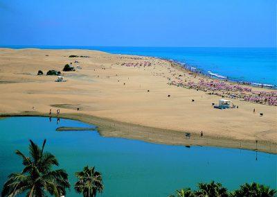 Gran-Canaria-Playa-del-Ingles Islas Canarias España Hoteles servicios