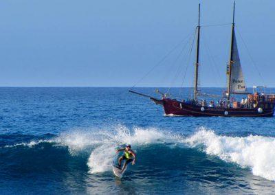 Tenerife-Sur-Surf in Tenerife por Barbara Walsh-islas-canarias