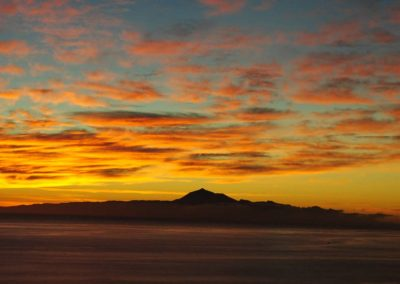 amanecer en la palma playas de arena en las islas canarias fotos panoramicas españa