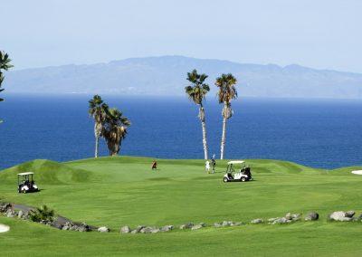 amarilla golf en san miguel de abona