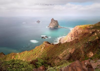 anaga los roques foto tenerife amo las islas canarias paisajes