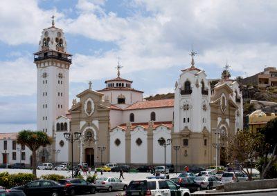 basilica de la candelaria en tenerife