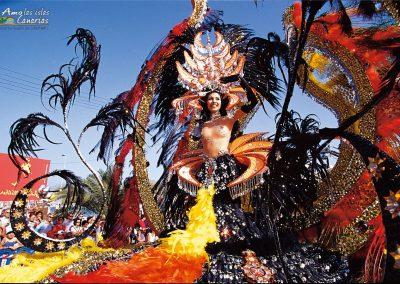 carrozas carnaval de santa cruz de tenerife carnavales 2019 2018 2016 2017 2015 islas canarias desfile