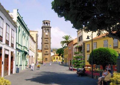 casco historico de la laguna tenerife