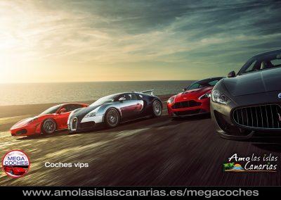 coches de lujo mas caros del mundo vips Tenerife Islas Canarias