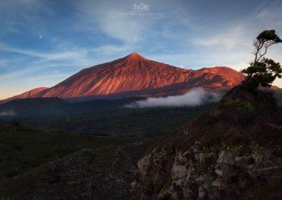 el teide fotos del volcan en tenerife islas canarias