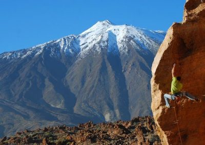 escalada_en_Tenerife Islas Canarias España
