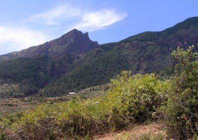 foto Arafo tenerife en islas canarias España