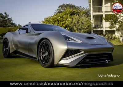 foto Icona Vulcano deportivos coches de lujo mas caros del mundo Tenerife Islas Canarias