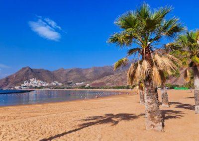foto PLAYA de costa Adeje Tenerife islas canarias