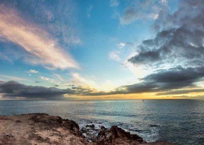 foto atardecer en las islas canarias tenerife fotografias