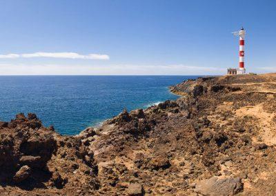 foto de Faro El Poris Arico Tenerife Islas Canarias