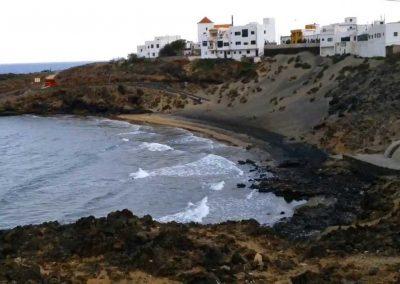 foto de Porís de Abona Arico Tenerife Islas Canarias