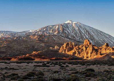 foto del teide volcan de tenerife amo las islas canarias