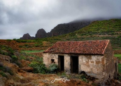 foto paisaje casa antigua tenerife amo las islas canarias