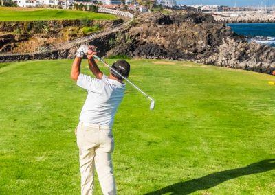 foto panoramica amarilla golf en san miguel