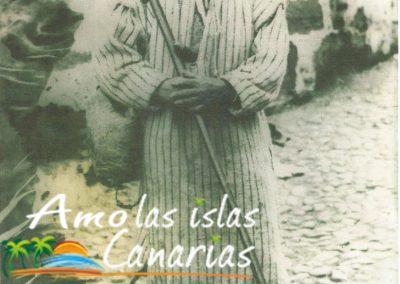 fotos antiguas de canarias pastor del archipielago de las islas costumbres y usanzas arona