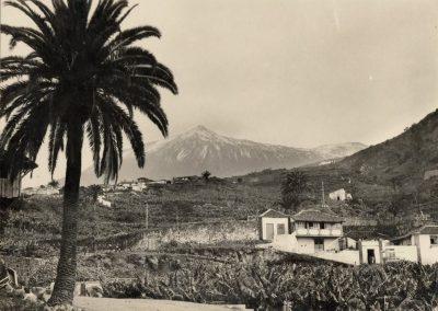 fotos antiguas de tenerife Icod sin el drago-desde el drago-TENERIFE-amo las islas canarias