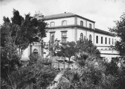fotos antiguas de tenerife Instituto de Segunda Enseñanza y Escuela de Artes y Oficios de Santa Cruz de Tenerife-