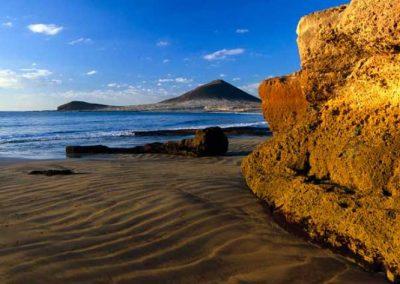 fotos de la playa del medano en tenerife sur atardeceres en canarias imagenes de las mejores playas de las islas