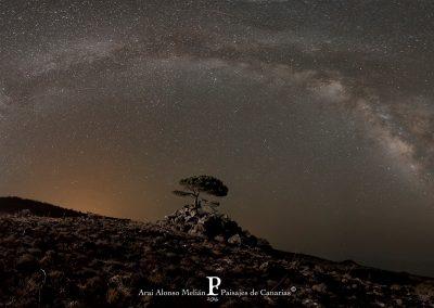 fotos de las estrellas en las Islas canarias Tenerife La Gomera Gran Canaria amolasislascanarias.es