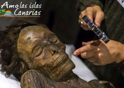 fotos de momia en las islas canarias antepasados arqueologia imagenes arona