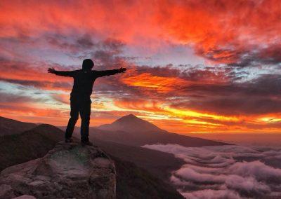 fotos de paisajes el Teide de las Islas canarias Tenerife La Gomera Gran Canaria amolasislascanarias.es