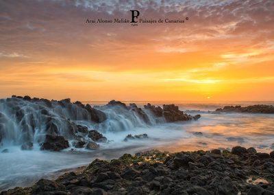 fotos de paisajes playas de las Islas canarias Tenerife La Gomera La Palma amolasislascanarias.es