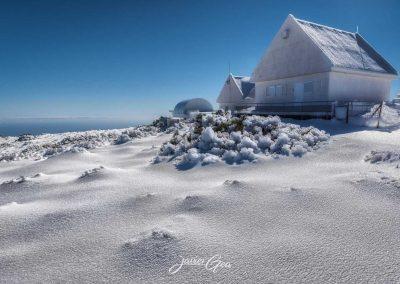 fotos del teide nevado con nieve tenerife amo las islas canarias