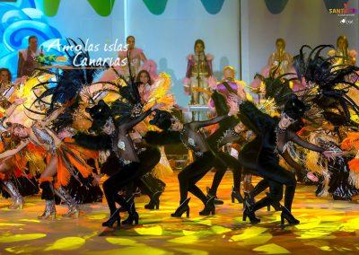 grupos de los carnavales en santa cruz de tenerife 2019 2018