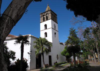 iglesia de san marcos en icod de los vinos tenerife
