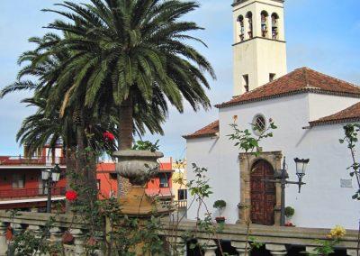 iglesia santiago apostol los realejos tenerife