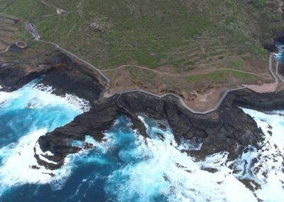 litoral de el sauzal tenerife