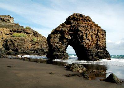 los roques en los realejos tenerife