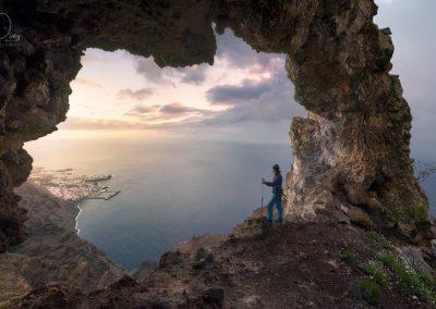 paisaje de tenerife foto tenerife amo las islas canarias enero