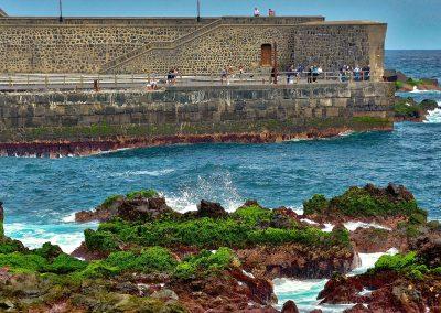 paisaje de tenerife sur y norte foto de las islas canarias