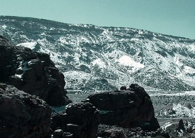 paisaje del teide panoramica tenerife foto de las islas canarias