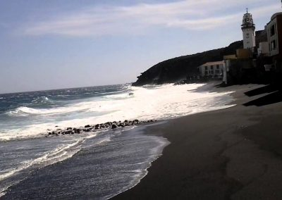 playa de la candelaria en tenerife