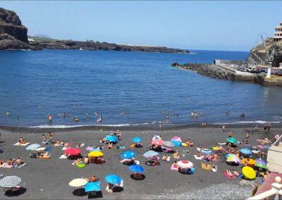 playa de san marcos en icod de los vinos tenerife