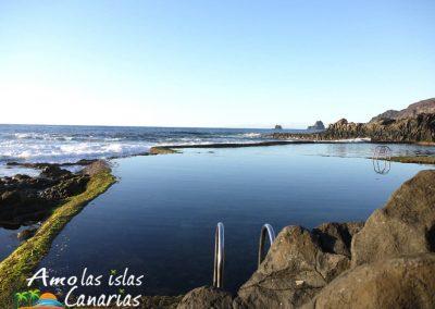 playa natural de la maceta en el hierro fotos mejores playas naturales adeje