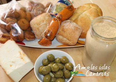 productos tipicos de las islas canarias arona