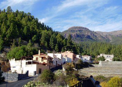 pueblo vilaflor de chasna en tenerife
