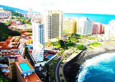 puerto de la cruz fotografia panoramica tenerife
