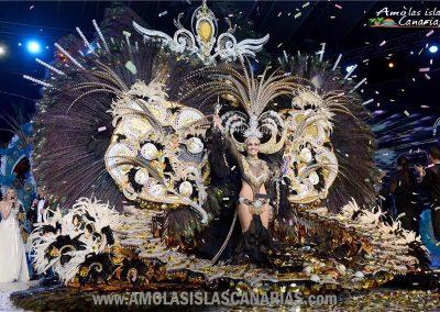 reinas del carnaval de santa cruz de tenerife 2019 2018